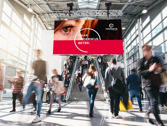 Qfeedback op het AVS-congres